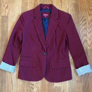 Merona fitted blazer.